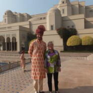 Agra, India and the Oberoi Hotel