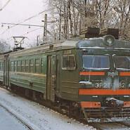 Still on the Trans-Siberian Railroad
